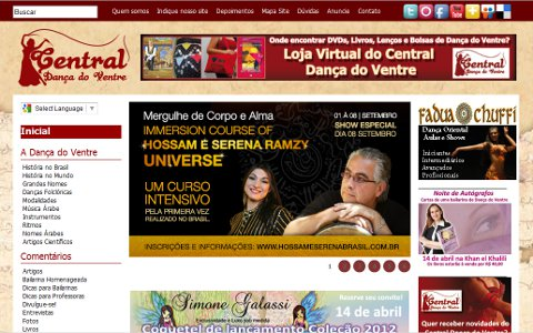 site central_danca_do_ventre